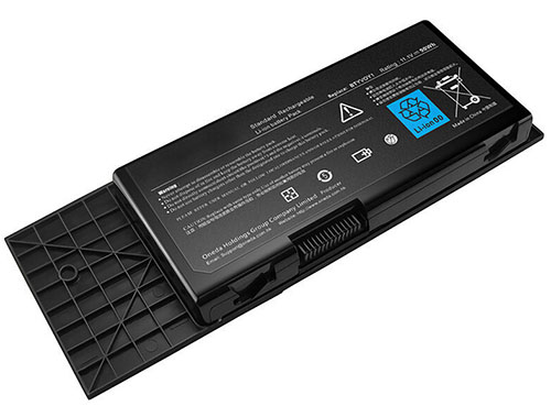Dell  90Wh btyvoy1 Laptop Battery