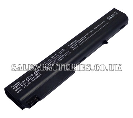 Hp Compaq  5200mAh Business Notebook nx8410 Laptop Battery