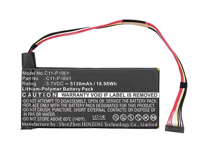 Asus  19Wh  Transformer p1801 Laptop Battery