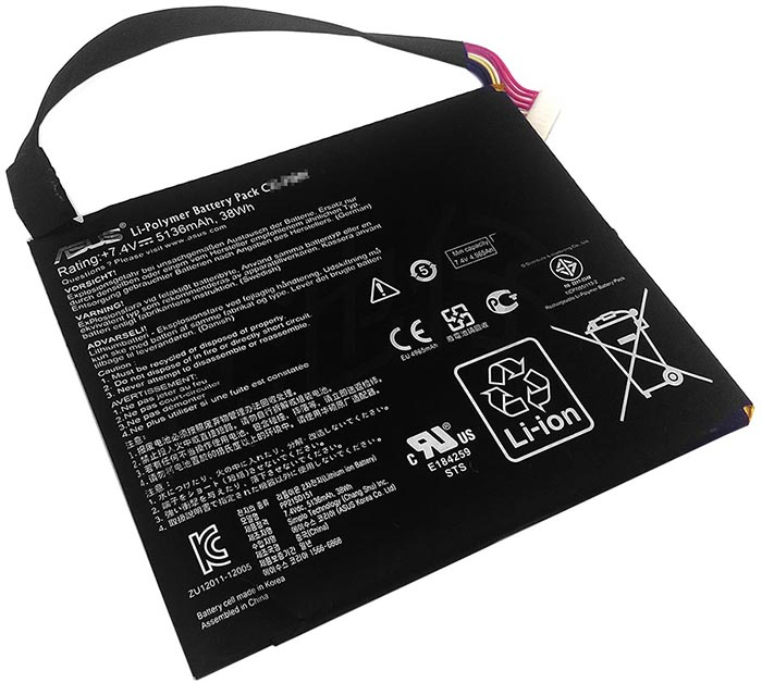 Asus  5136mAh c21-p1801 Laptop Battery
