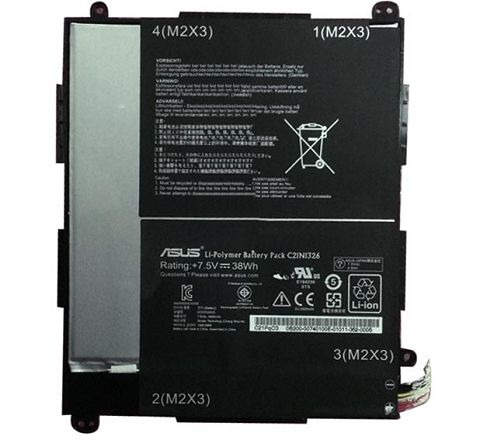 Asus  38Wh c21n1326 Laptop Battery