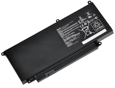 Asus  6260mAh c32-n750 Laptop Battery