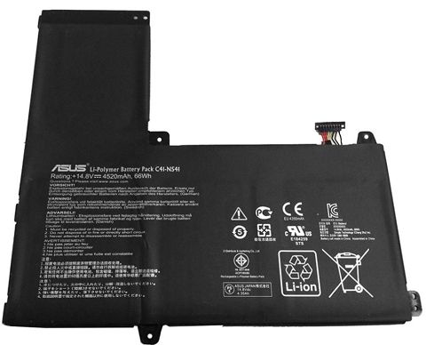 Asus  4520mAh q500 Laptop Battery