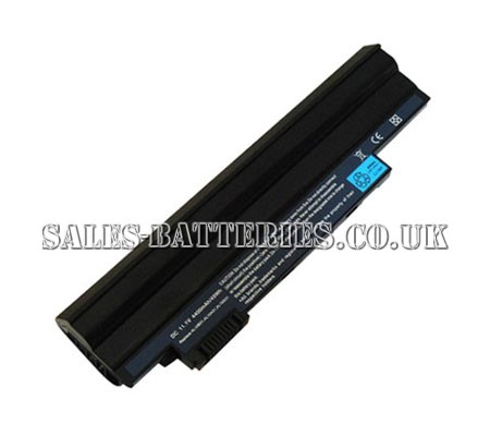Acer  5200mAh Aspire One aod255-1625 Laptop Battery