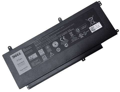 Dell  43Wh ins15bd-1448 Laptop Battery