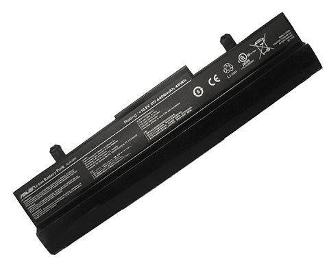 Asus  5200mAh Eee Pc 1005ha-vu1x-Bu Laptop Battery