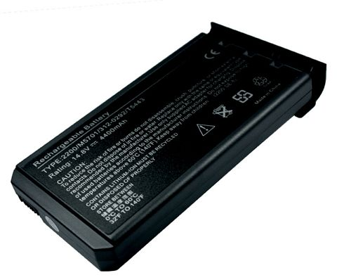 Battery For dell inspiron 1000