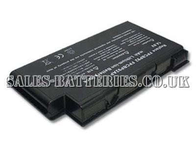 Fujitsu  4400 mAh Lifebook n6000 Laptop Battery
