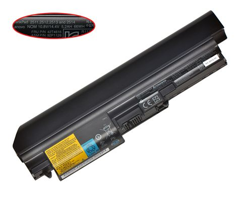 Battery For ibm thinkpad z61t