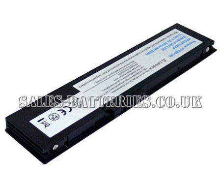 Fujitsu  3600mAh Lifebook q2010 Laptop Battery