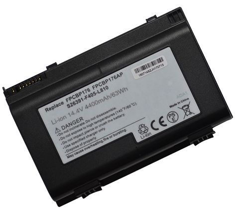 Fujitsu  4400mAh Lifebook n7010 Laptop Battery