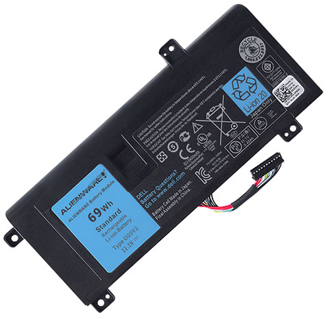 Dell  69Wh alw14d-5528 Laptop Battery