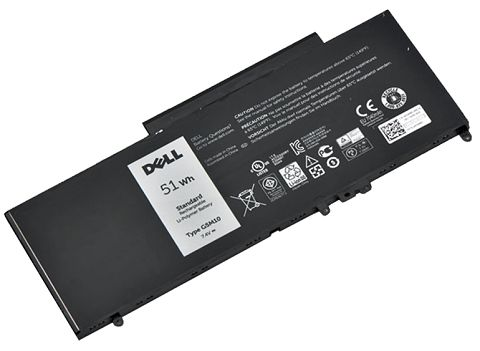 Dell  51Wh g5m1o Laptop Battery
