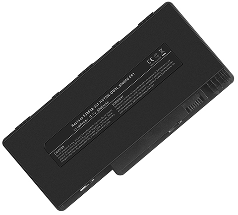 Hp  5200mAh 580686-001 Laptop Battery