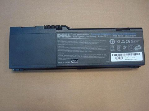 Dell  7800 mAh Inspiron e1505 Laptop Battery