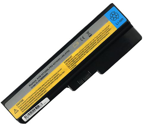 Lenovo  6600mAh 3000 g530 Laptop Battery