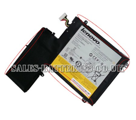 Lenovo  4160mAh Ideapad u310 4375b8u Laptop Battery