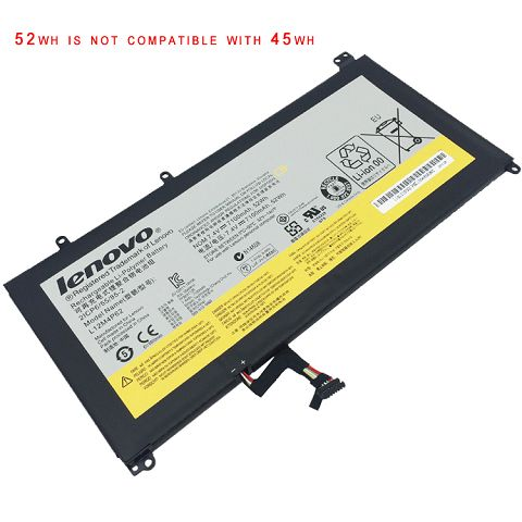 Lenovo  7100mAh l12l4p63 Laptop Battery