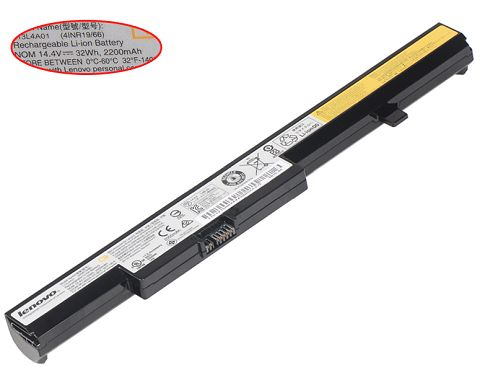Battery For lenovo eraser m4400a