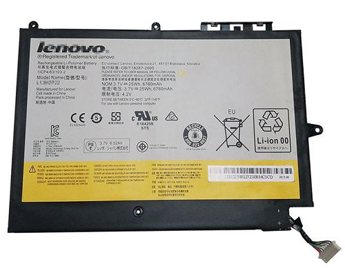 Lenovo  25Wh miix2 10 Inch Laptop Battery
