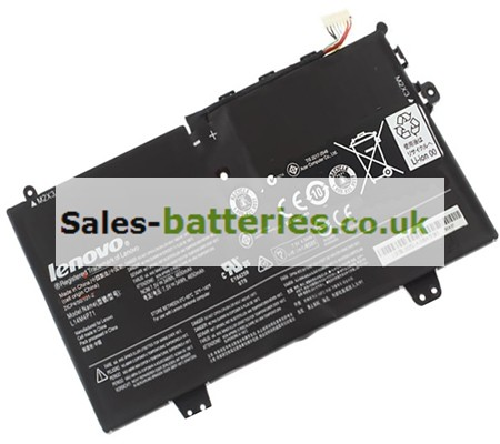 Lenovo  4650mAh Yoga 3 11 Laptop Battery