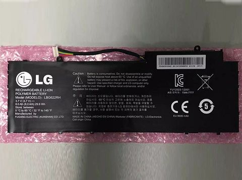Lg  29.6Wh lbg622rh Laptop Battery