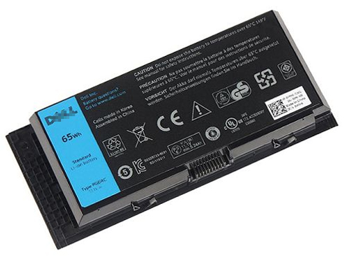 Dell  5200mAh Precision m6600 Laptop Battery