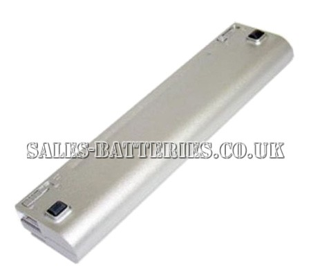 Asus  4400 mAh u6sg-2p057e Laptop Battery