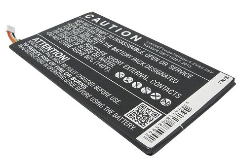 Dell  15.17Wh venue8 Laptop Battery