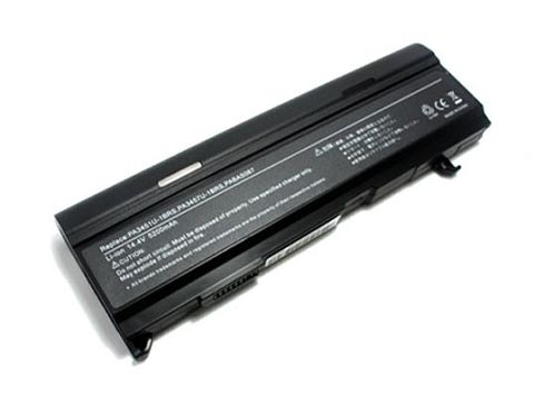 Toshiba  4400mAh Satellite a135-s4417 Laptop Battery
