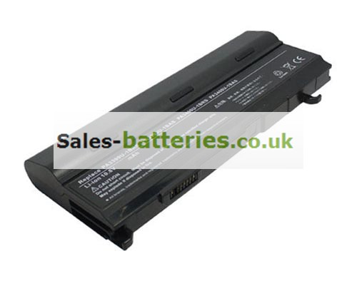 Toshiba  8800mAh Satellite a105-s4342 Laptop Battery