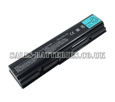 Toshiba  5200mAh Satellite a300-19w Laptop Battery