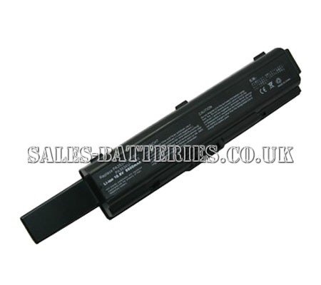 Toshiba  7800mAh Satellite a305-s6858 Laptop Battery