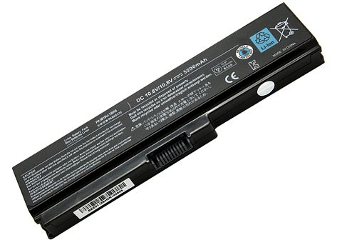 Toshiba  5200mAh Satellite l655-s5059 Laptop Battery