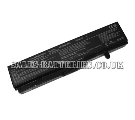 Toshiba  5200mAh Satellite t130-13q Laptop Battery
