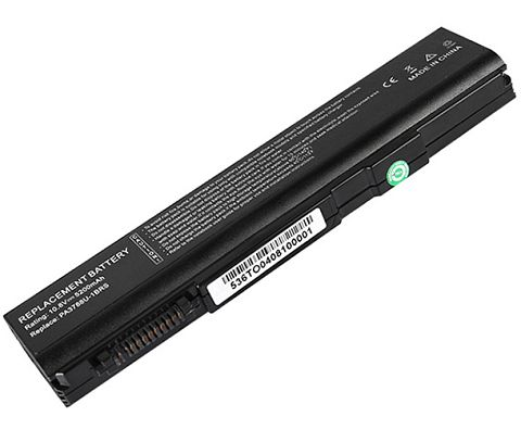 Toshiba  5200mAh Dynabook Satellite b450/C Laptop Battery