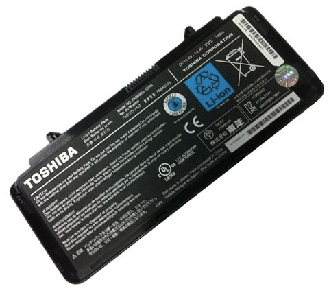 Toshiba  2460 mAh pabas240 Laptop Battery