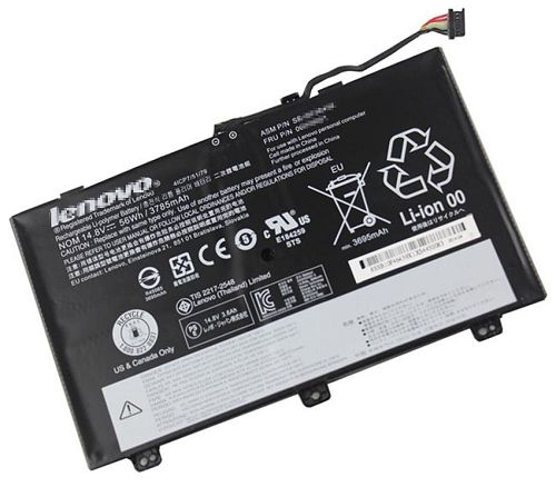 Lenovo  56Wh Thinkpad s3 Yoga Laptop Battery