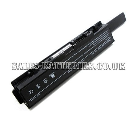 Dell  7800mAh Studio 1555 Laptop Battery