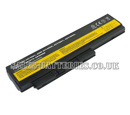 Lenovo  4400 mAh 42t4902 Laptop Battery