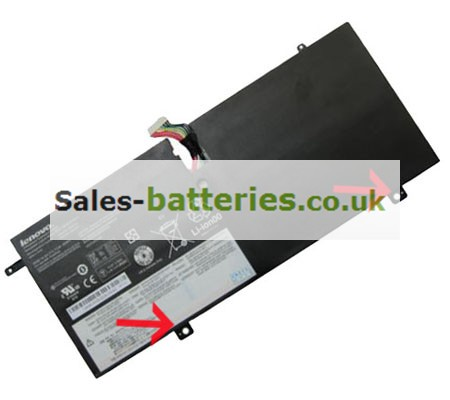 Lenovo  3110mAh Thinkpad x1 Carbon 3444-Fdu Laptop Battery