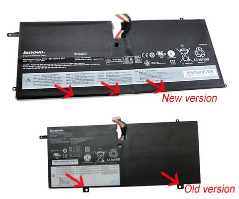 Battery For lenovo thinkpad x1 carbon 344325c