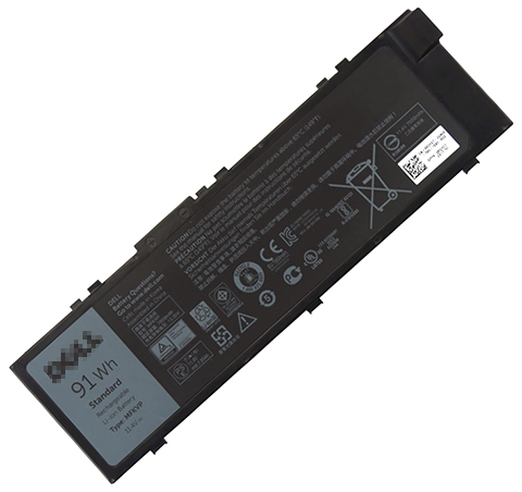 Dell  72Wh to5w1 Laptop Battery