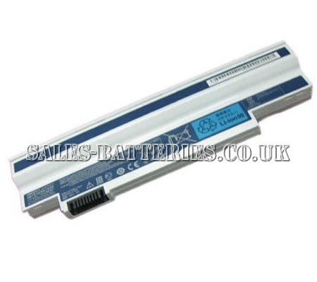 Acer  5200mAh Aspire One 532h-w123 Laptop Battery