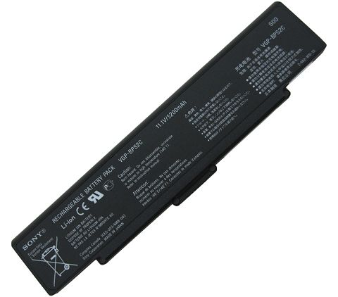 Sony  7800mAh Vgp-bps2/S Laptop Battery