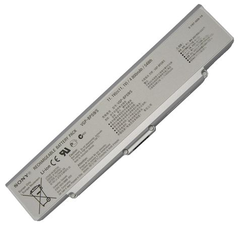 Sony  54Wh Vgp-bps9b Laptop Battery