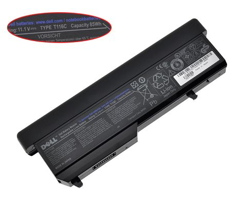 Dell  7800mAh g266c Laptop Battery