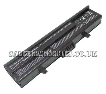Dell  5200 mAh tk369 Laptop Battery