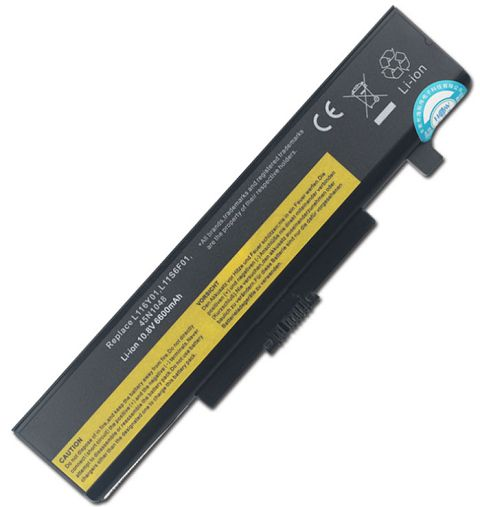 Lenovo  4400mAh Ideapad y485 Laptop Battery